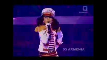 Junior Eurovision 2007 - Армения