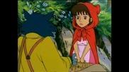 Червената шапчица - Анимационен филм Бг Аудио