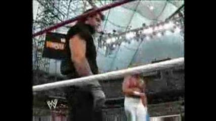 The Undertaker Vs. Jake Roberts The Snake