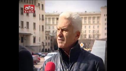 Волен Сидеров в На Фокус шеста част. Тв Alfa - Атака 25.03.2014г.