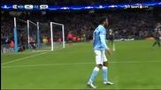 Manchester City vs Borussia Moenchengladbach 4:2