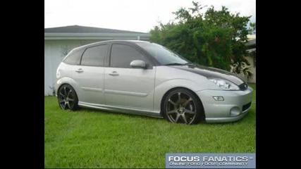Ford Fokus Svt