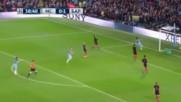 Манчестер Сити - Барселона 3-1 Обзор Мача 01.11.2016