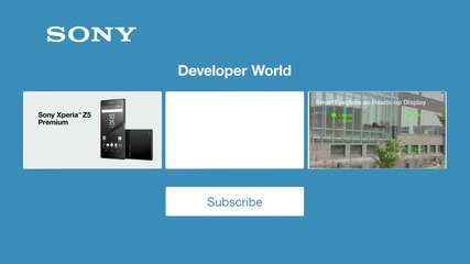 Sony Xperia Z5: Sony α™ camera technology, fastest autofocus, & fingerprint sensor power button