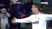 Hевероятен гол на Кристиано Роналдо срещу Хетафе