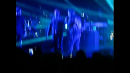 Massive Attack with Damon Albarn - Splitting The Atom - Brixton 170909