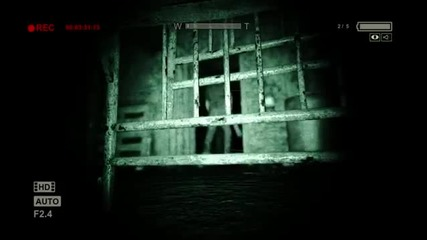 Outlast Walkthrough Hard Mode #part 1
