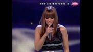 Ivana Pavković - U nedelju (Zvezde Granda 2010_2011 - Emisija 22 - 05.03.2011)