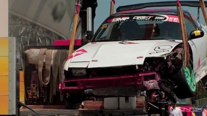 Budmat Drift Show, Round 1 Drift Allstars - Poland by Ventix - Teaser