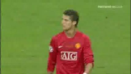 Cristiano Ronaldo Vs Chelsea