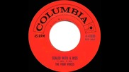 Four Voices - Sealed With A Kiss - 1960 (original version)