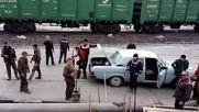17 руснаци отиват на работа натъпкани в една кола Видео