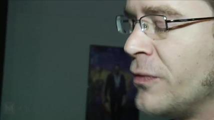 E3 2011 - Asuras Wrath Interview w Antoine Seux (capcom)