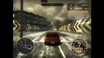 Need For Speed Most Wanted Епизод 3