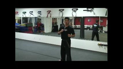 How to Do a Tornado Kick in Martial Arts