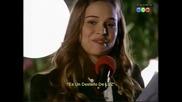 Luz Cipriota cantando en Herencia De Amor
