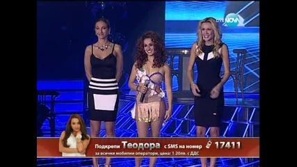 Теодора Цончева - Live концерт - 07.11.2013 г.