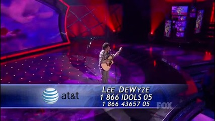 Lee Dewyze - Kiss From a Rose (american Idol 9 - Top 4 - Songs from the Cinema)