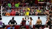 (10.06.2013) Wwe Raw - (8/8) (добро качество)