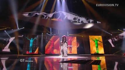 Украйна / Gaitana - Be My Guest / Live - Евровизия 2012