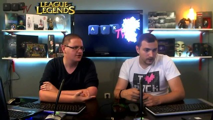 Интервю с играча по Lol Ghost Racoon xd - Afk Tv Еп. 22 част 3