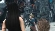 3/4 Бг Аудио: Final Fantasy 7 Advent Children (2004) Реална Фантазия Vii: Деца на Второто пришествие