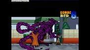 Naruto Mugen: 2 Tails Yugito Jinchuuriki vs Kurenai