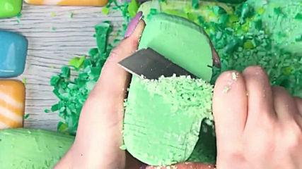 Релаксиращо рязане на сапун Асмр