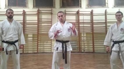 Самозащита срещу нападение от двама противника