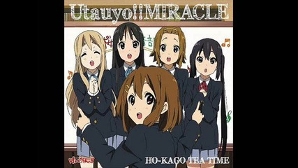 K - On! Opening 2 Season 2 - Utauyo!! Miracle Full