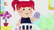 Miss Mary Mack - Детска Песничка