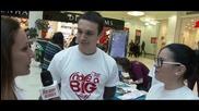Интервю с Доброволци от Коледната Кампания на Holiday Heroes