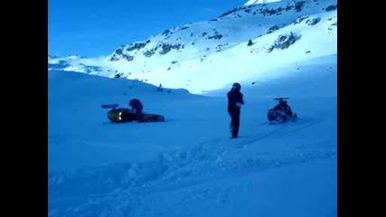 Bansko - Ski Doo