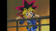 Yu - Gi - Oh! - 003 - Пътуване До Царството На Дуелите Hd tv