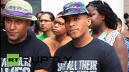 USA: Mistrial in police shooting sparks protest in Charlotte