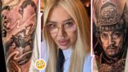 Ваня Червенкова за големия шок, който е преживяла и защо смята да се татуира цялата
