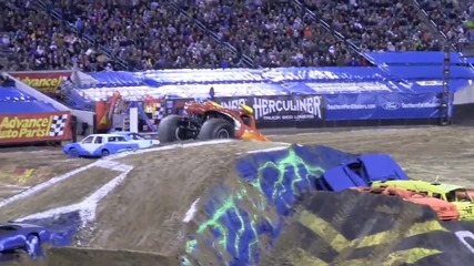 Яко Шоу С Monster Trucks