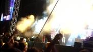 Криско и Мария Илиева - Видимо доволни - The Voice of Summer Tour 2015 Бургас