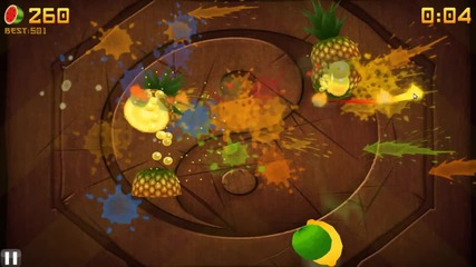 Fruit Ninja Hd Arcade Mode