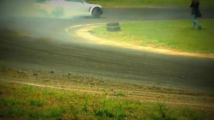 Mazda Rx8 drifting