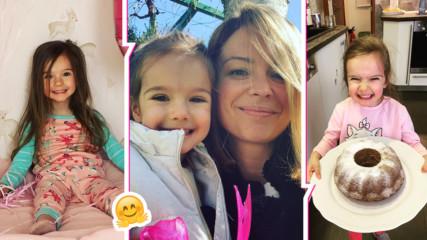 Малката голяма дъщеря на Вики от ''Мастило'' стана на 4 годинки! Вижте снимки от чудния празник
