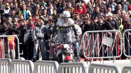 Стънт Пловдив 20.03.2010 състезател 8