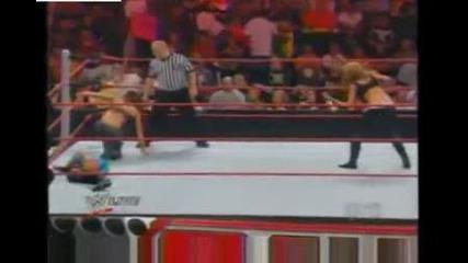 Wwe Raw 6/29/09 Mickey James vs Kelly Kelly vs Beth Phoenix vs Rosa Mendez