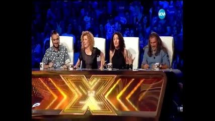 X-factor Bulgaria (15.09.2015) - Цял Епизод(4)