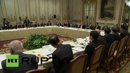 Thailand: EU sanctions good for Russia's trading partners says Medvedev