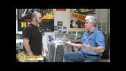 Weber Sportscars Jay Leno - Fast Lane Daily - 02may08