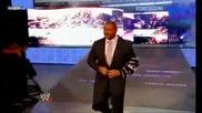 Raw 06/29/09 Vince Mcmahon представя първият специален гост..