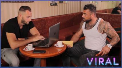 VIRAL - Тайната среща на Крис и Никола