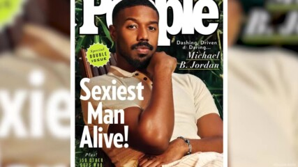 Michael B. Jordan reveals the woman most proud of his Sexiest Man Alive title
