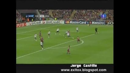 Барселона - Манчестър Юнайтед 3-1[final]